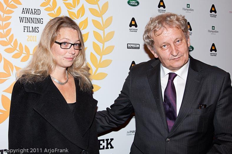 Rode Jurk Femke Van Der Laan